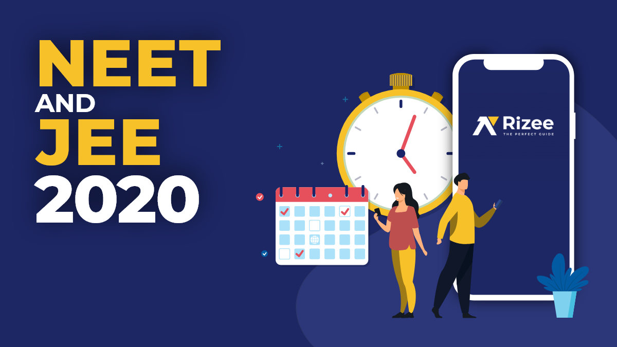 Rizee app for NEET and JEE 2020