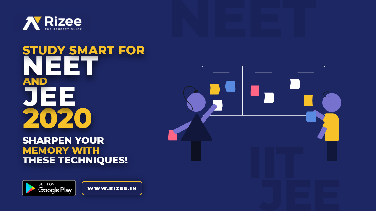 Memory techniques for NEET/ JEE by Rizee