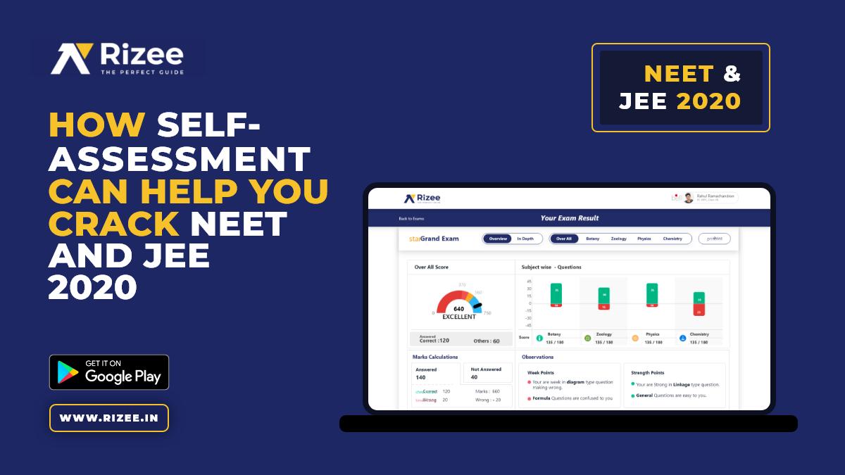 NEET/JEE self assessment