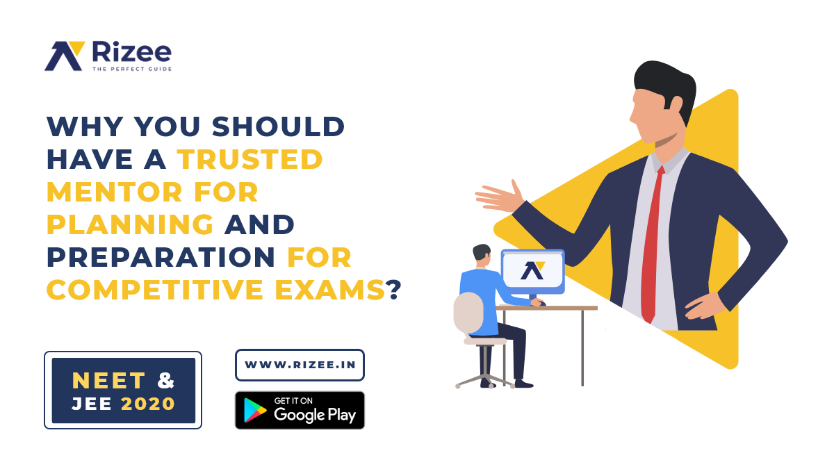 Rizee - Trusted mentor for NEET & JEE preparation