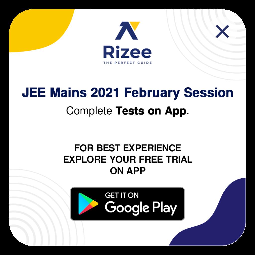 JEE Mains 2021 Previous Paper Analysis