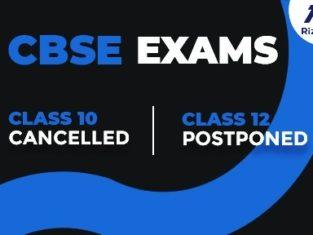 CBSE Exam Postponed