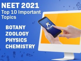 NEET 2021 Important Topics
