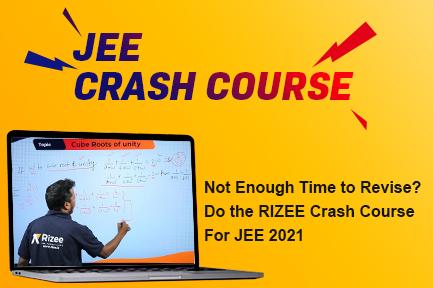 JEE Crash course_